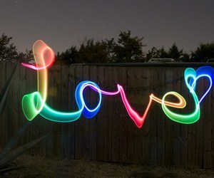 love and light image