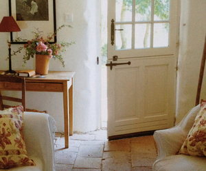 bright, cosy, and furniture image