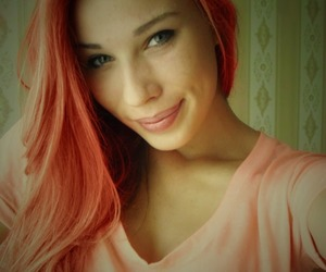inlove, red hair, and sweet image