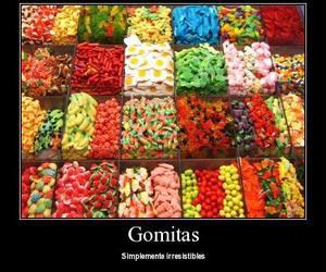 delicius, gomittas, and colores multiples image
