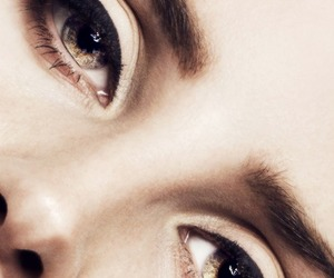 eyes, lana del rey, and makeup image