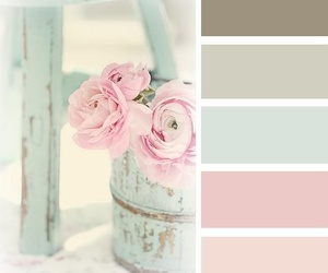 pastel, pink, and colors image
