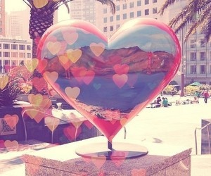 heart, photography, and pink image