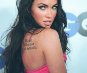 beautiful, girl, and megan fox image