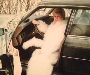 1985, coat, and driving image