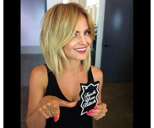 blondie, hair, and haircut image