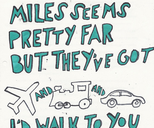 quote, hey there delilah, and plain white t's image