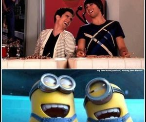 funny, james, and minions image