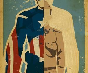 heroes, vintage, and Marvel image