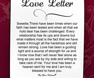 Sweet Love Letter For Her.Cute Love Letters To Her 3 On We Heart It