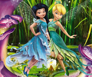 tinkerbell and silvermist image