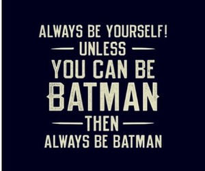 batman and quote image