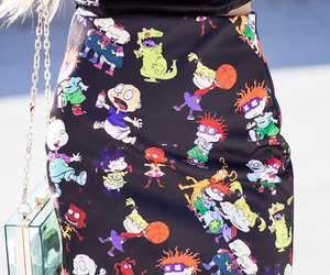 skirt, fashion, and rugrats image