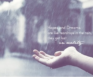 Dream, hope, and quotes image