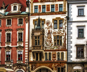 architecture, czech republic, and prague image