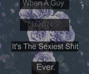 sexy, guy, and moan image