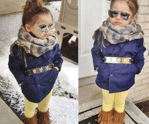 baby, fashion, and style image