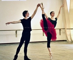 dance and Svetlana Zakharova image