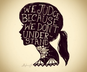 judge, quote, and understand image