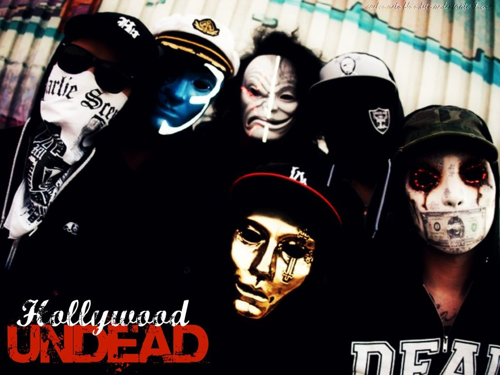 hollywood undead wallpaper 11 by