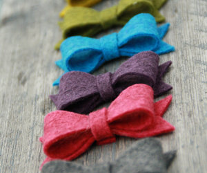 hair bow, hairbow, and bow image