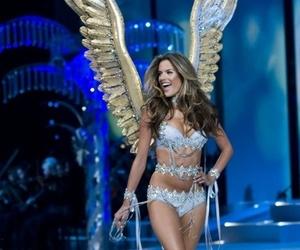 Victoria's Secret, model, and alessandra ambrosio image