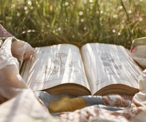 book, dawn, and lovely image