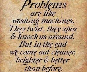 problems, life, and quote image