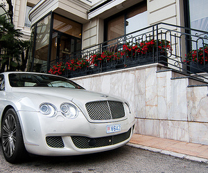Bentley and car image