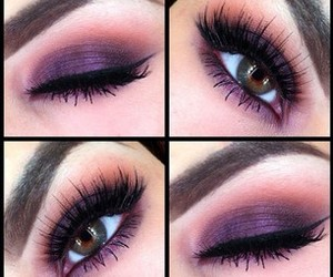beutiful, eyeliner, and eyes image