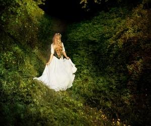 beauty, fairytale, and fantasy image