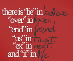 life, quote, and friend image