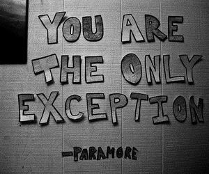 paramore, music, and quote image