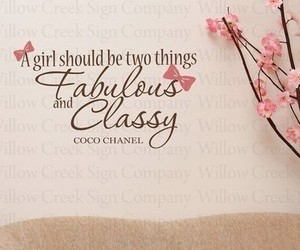 fabulous, classy, and coco chanel image