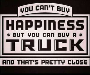 country, truck, and money isn't everything image