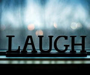 laugh and smile image