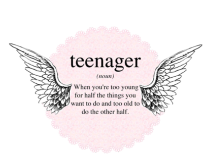 Teenager Meaning. | xxCloudzxx | via Tumblr on We Heart It