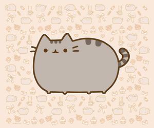 cat and pusheen image