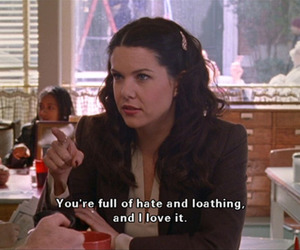 gilmore girls, imagens, and quote image