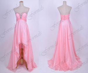 bridal, bridal gown, and Prom image
