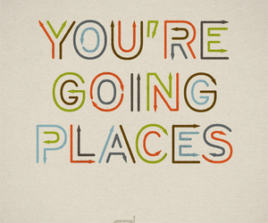 places, typography, and quote image