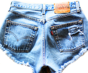 levis and shorts image