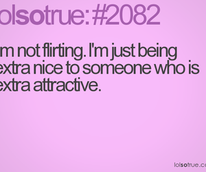 flirting, attractive, and boy image