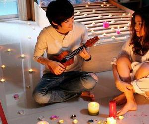 best friend, aom sushar, and cute couple image