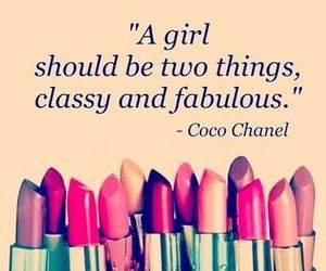 girl, fabulous, and classy image