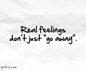 quote, love, and feelings image