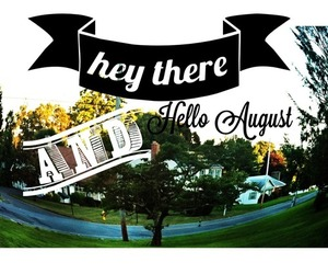 and, August, and connecticut image