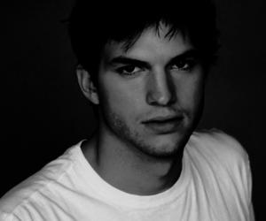 ashton kutcher, boy, and Hot image