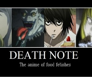 death note and mello image