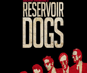 tarantino and reservoir dogs image